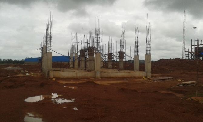 LCSS 3 under Constructio